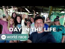 Day in the Life on the World Race in 2021: Connor Gaul in Costa Rica